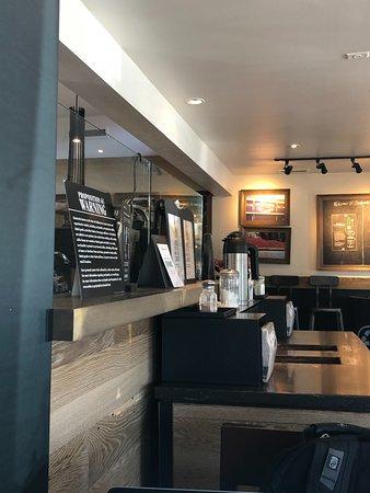 Belmont, Californie : Cafe