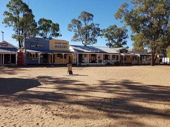 Miles Historical Village Museum Photo