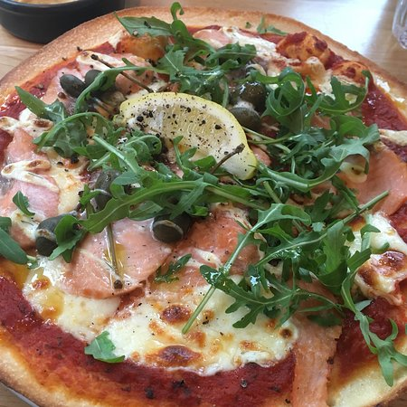 Dough Pizza Kitchen Manchester Review