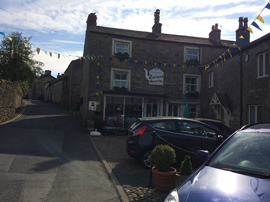 Kettlewell, UK: Zarina's Bed & Breakfast/ Tearoom