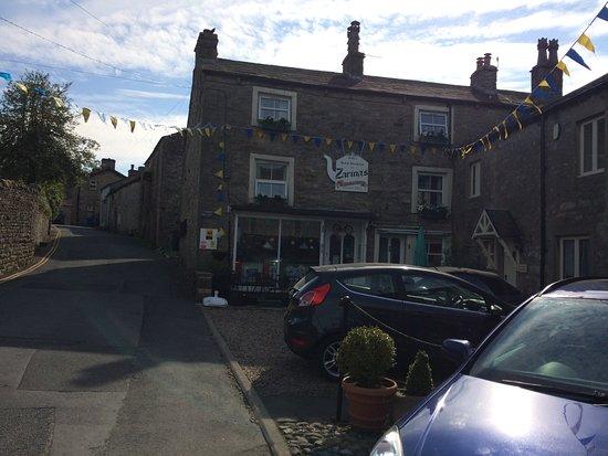 Kettlewell, UK: Zarina's Bed & Breakfast/ Tearoom