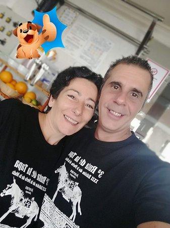 Arenas, Spain: Bar El Gato Italiano Pasta Y Pizza