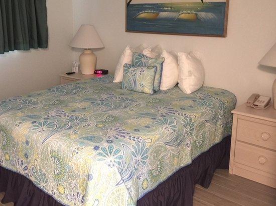 Tuckaway Shores Resort: Spacious sleeping room