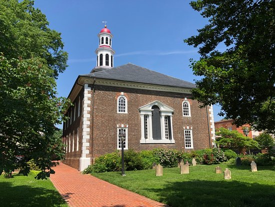 Alexandria's Christ Church