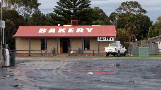 Kingston SE, Australia: Kingston Bakery