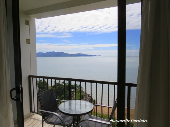 View over the Magnetic Island
