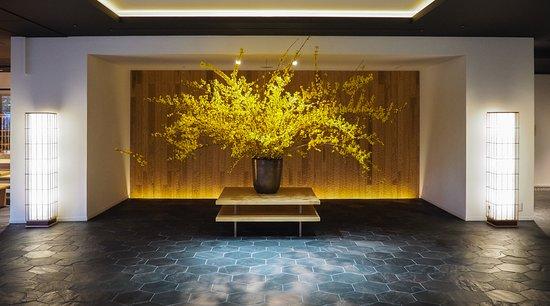 Hotel Kanra Kyoto: lobby entrance