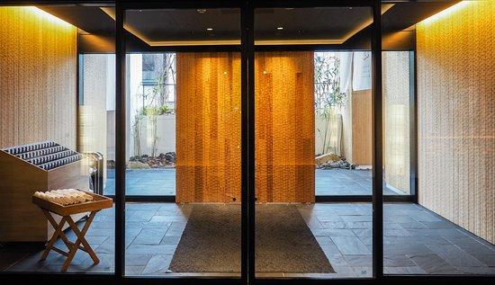 Hotel Kanra Kyoto: entrance