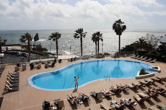 Melia Madeira Mare Resort & Spa: view from room 202