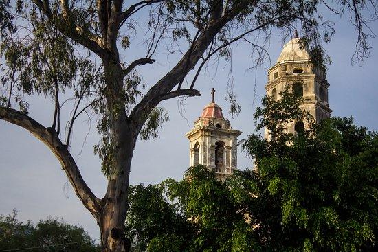 Tepoztlan, Mexico: Un lugar increíble y lleno de historia en el centro de Tepoztlán.