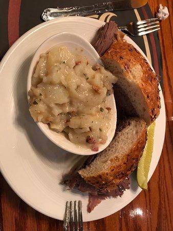 โอเลียน, นิวยอร์ก: Roast Beef on Kimmelwick Special