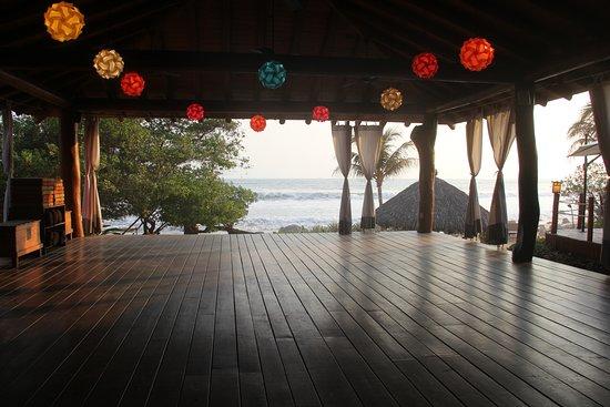 Present Moment Retreat: Yoga Studio