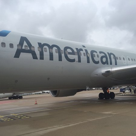 Zdjęcie American Airlines