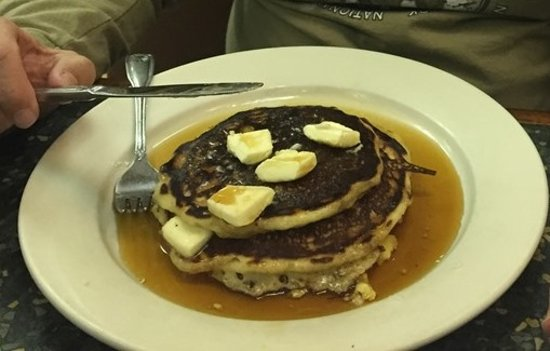 Comfort Diner: My pancakes