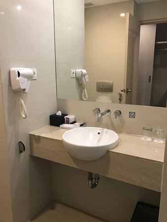 Aston Cirebon Hotel & Convention Center : clean and well prepared