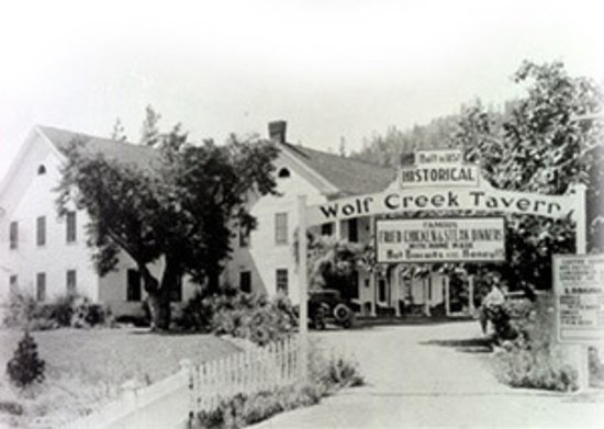 Wolf Creek back in the Olden Days