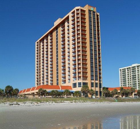 Oceanfront Embassy Suites Myrtle Beach