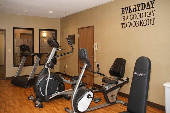 Ellsworth, ME: Health club
