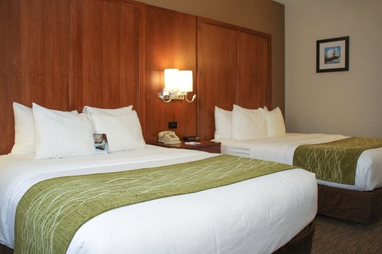 Ellsworth, Мэн: Guest room