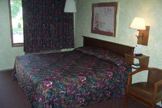 Lebanon, OH: Guest room