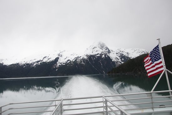 26 Glacier Cruise by Phillips Cruises and Tours: Boat