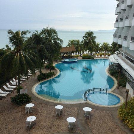 Bilde fra Flamingo Hotel by the Beach, Penang