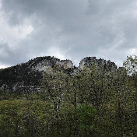 Seneca Rocks, Virginia Occidental: photo1.jpg