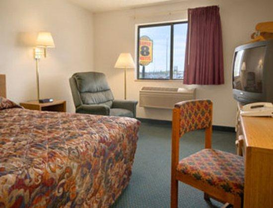 Aberdeen, Güney Dakota: Guest room