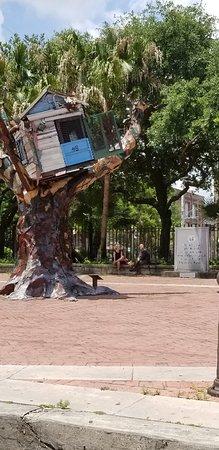 Scrap House - Katrina Memorial Sculpture Φωτογραφία