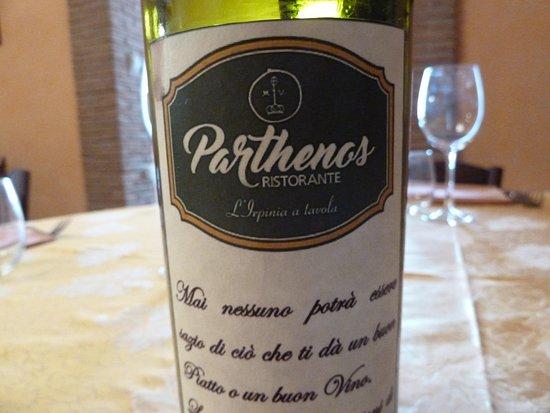 Santuario di Montevergine, Italy: Parthenos!