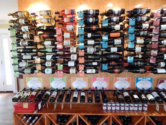 Washington, Вирджиния: international wine offerings