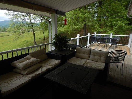 Washington, Вирджиния: deck area 2