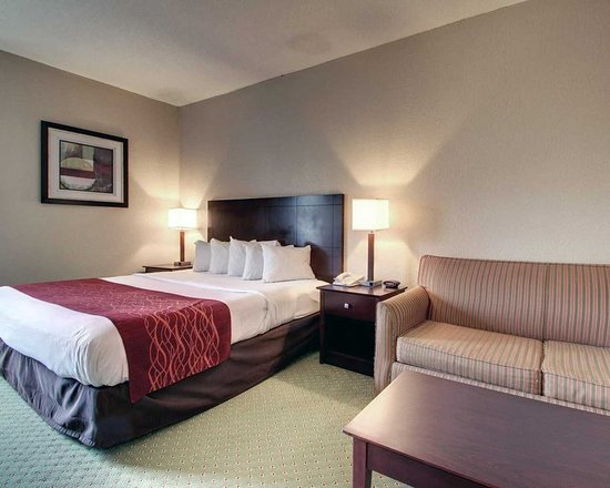 Columbia, Mississippi: Guest room