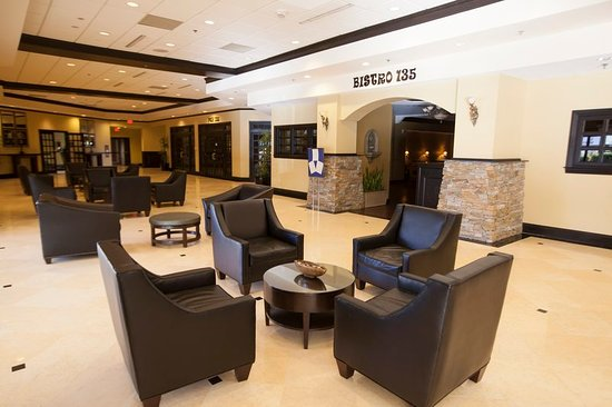 High Point, NC: Lobby