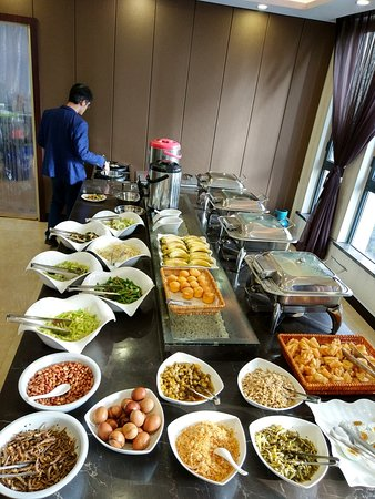 Zhangzhou, China: Chinese breakfast