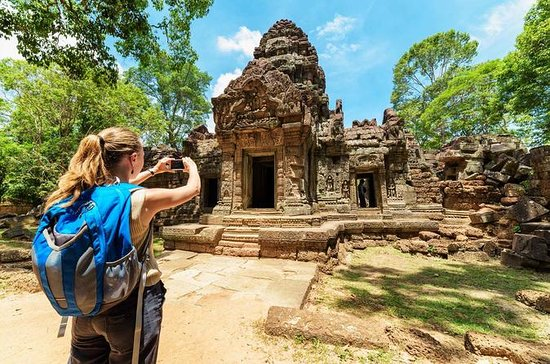 Small Group Full-Day Banteay Srei and ...