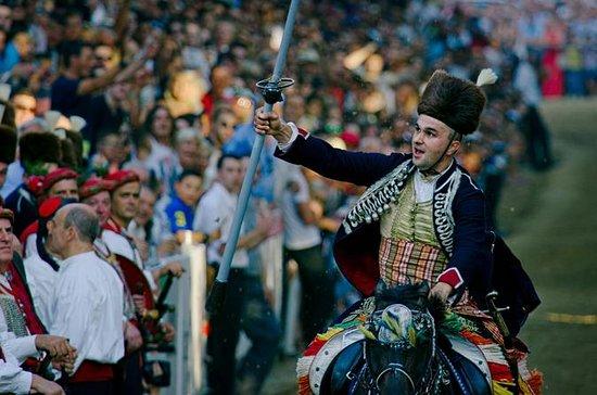 Festivales - lo mejor de Dalmacia...