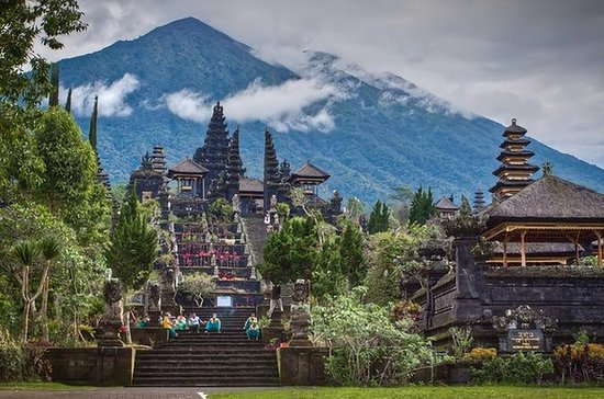 Private Bali Tour: Kintamani and...