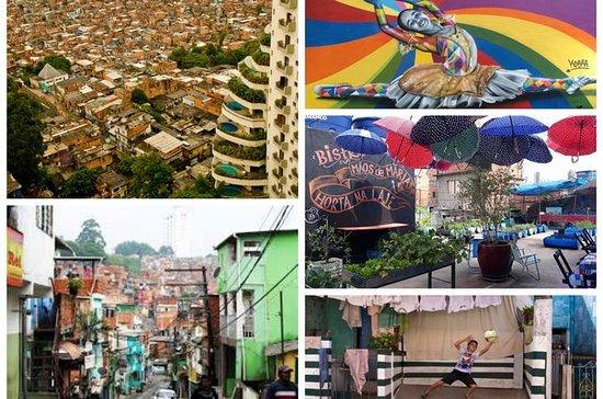 5-hour Favela São Paulo City Tour...