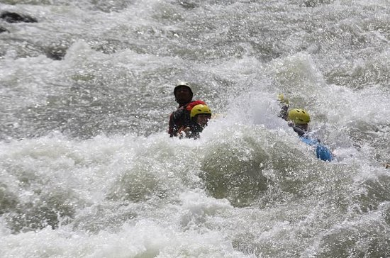 White Water Rafting clase III y IV