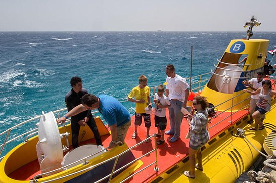 Submarino Hurghada Sindbad: Tour de 3...