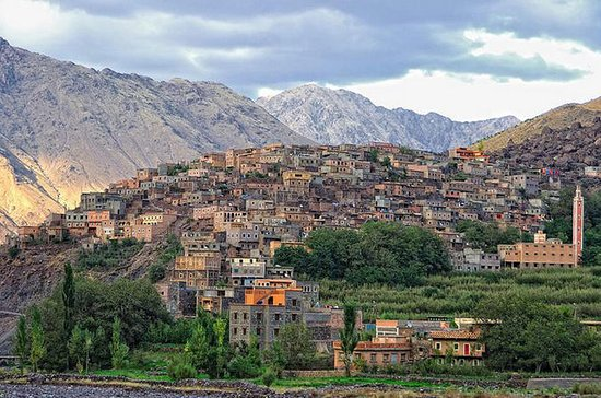Tagesausflug von Marrakesch zum Hohen...