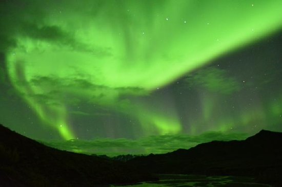 Tour dell'aurora boreale di Anchorage