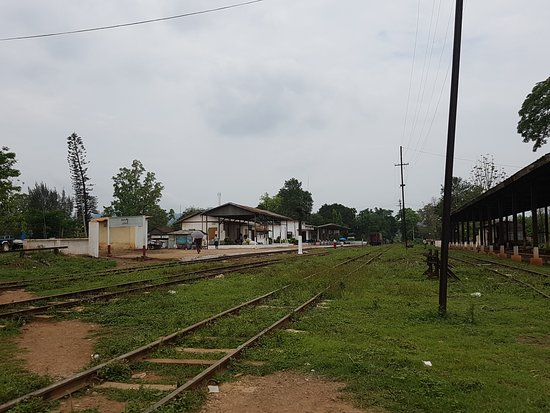 Lashio main train station