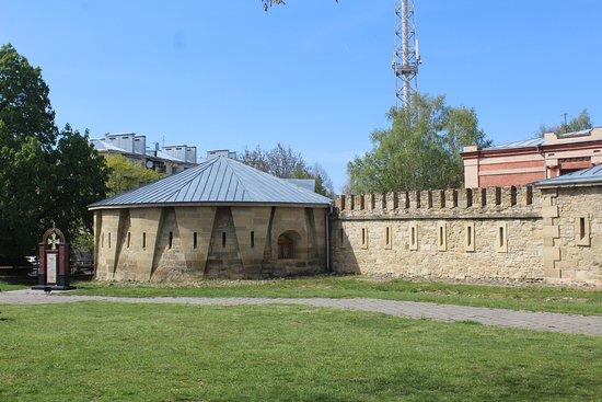 Kislovodsk Museum of Local Lore Krepost