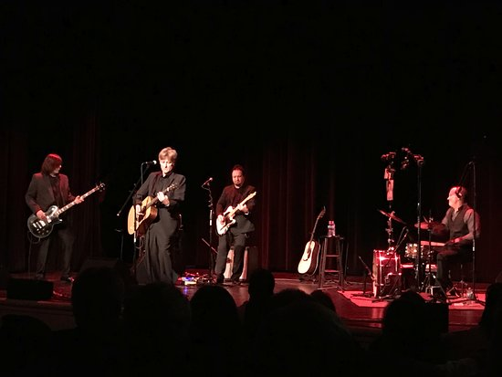 Wildey Theater: John Waite Concert May 20, 2018 from Row H