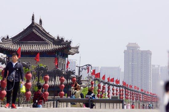 Τείχος της Xi'an (Chengqiang): Xian City Wall