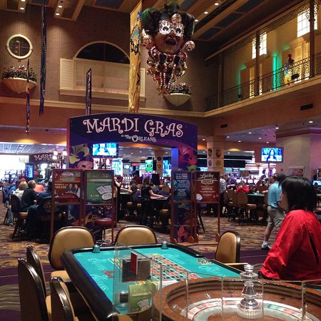 The Orleans Hotel & Casino Resmi