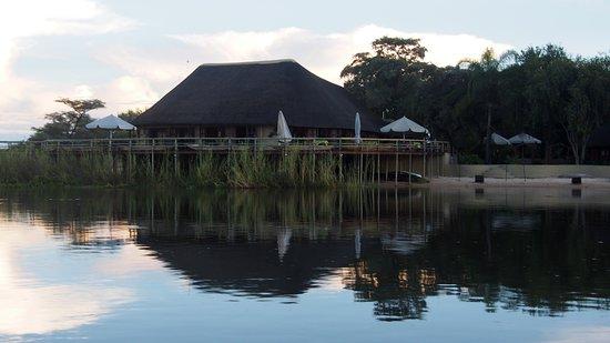 Rundu, ناميبيا: Gondwana Hakusembe River Lodge