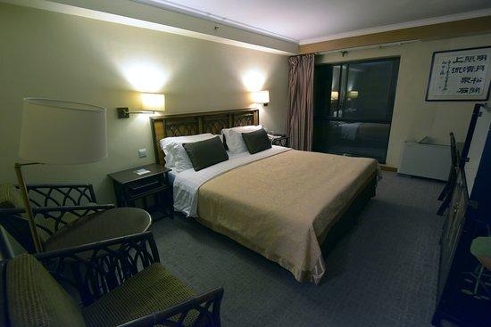 Jianguo Hotel: Double room